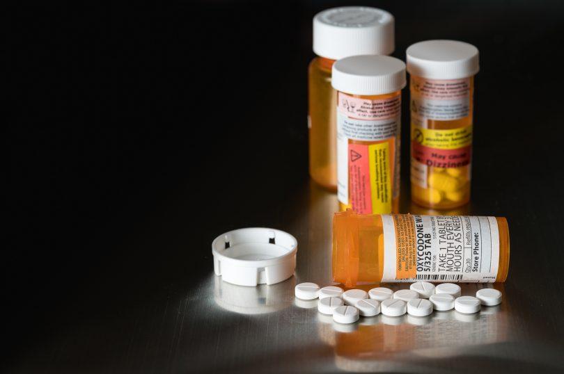opiate addict